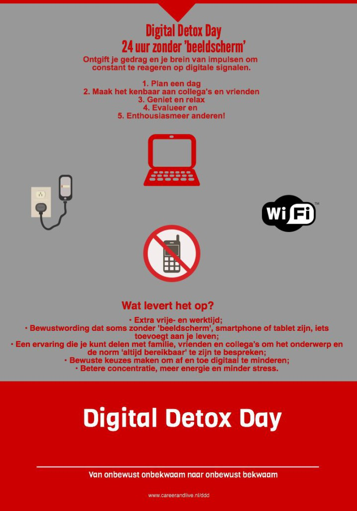 digital detox day